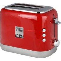 comparateur de prix Grille-pain Kenwood TCX751RD kMix Rouge