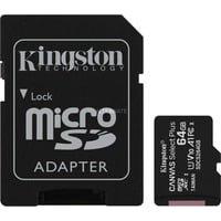comparateur de prix Kingston Canvas Select Plus SDCS2/64GB