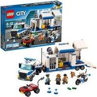 Le poste de commandement mobile LEGO® City 60139