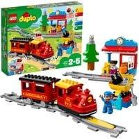 Comparateur de prix Le train à vapeur - LEGO® DUPLO® Ma ville - 10874