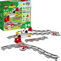 comparateur de prix LEGO® DUPLO® Town Trains 10882 Les rails du train
