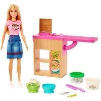 BARBIE Métiers Barbie et son Atelier de Pâtes à modeler