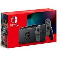 Comparateur de prix Nintendo Switch v2 - Console de jeux hybride salon / portable + Joy-Con gris