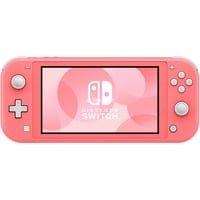 Console nintendo Switch Lite - corail (SWITCH) Nintendo 0045496453176
