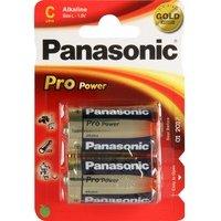 comparateur de prix Pack de 2 piles Panasonic Pro Power LR14 Type C