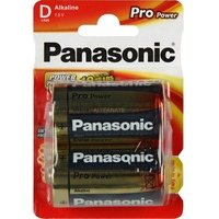 comparateur de prix Pack de 2 piles Panasonic Pro Power LR20 Type D