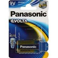 comparateur de prix Pile Panasonic 9V 6LR61 EVOLTA