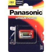 comparateur de prix PANASONIC Lot de 5 Piles Photo Power CR 2 Lithium 3 V