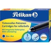 Comparateur de prix Pelikan 943399 recharge pour stylos Bleu 5 pièce(s), Encre
