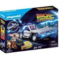 Comparer les prix du Playmobil Retour vers le futur DeLorean (70317)