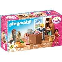 Comparer les prix du Epicerie de la famille Keller - Playmobil Heidi - 70257