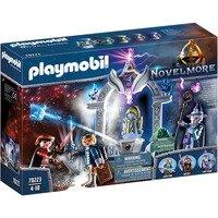 Comparer les prix du Playmobil 70223 - novelmore - temple du temps
