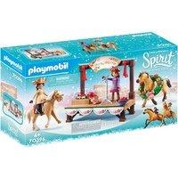 Playmobil Spirit Riding Free 70396 Scène de concert