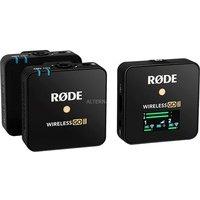 Comparateur de prix Rode Microphones Wireless GO II, Micro
