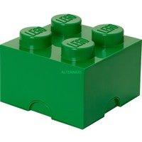 comparateur de prix Hti Stockage Lego Briques 4 Vert