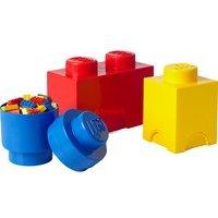 comparateur de prix Ensemble de 3 briques de rangement LEGO®