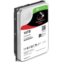"Disque Dur - SEAGATE - IronWolf Pro 3.5"" SATA 6Gb/s - 14To"