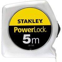 Comparateur de prix Mètre ruban plastique - 5 m - Anti-chocs - Stanley