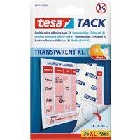 Comparateur de prix tesa TACK Transparent XL 36 pastilles