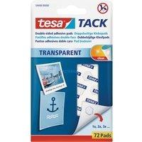 Comparateur de prix tesa TACK Transparent 72 pastilles