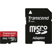 comparateur de prix microSDXC Premium 64 Go UHS-I (90MB/s) + adaptateur SD