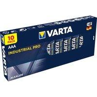 comparateur de prix Pile alcaline industrielle 1.5V LR03 AAA boîte de 10 piles - 4003211111 - Varta