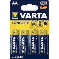 comparateur de prix Pile alcaline Longlife LR06/AA blister de 4