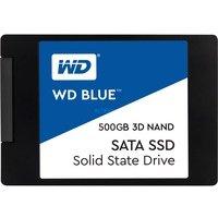 """Comparateur de prix Disque Dur - WESTERN DIGITAL - WD Blue SSD 2.5"""" - 500Go"""