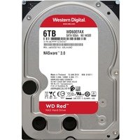"Comparateur de prix WD Red 6To 3.5"""" NAS Disque dur interne - 5400 RPM - WD60EFAX"