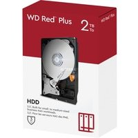Nouveau Western Digital WD Red Plus - 2 To - 64 Mo