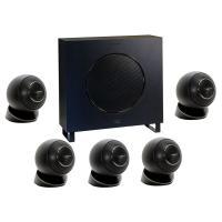 Comparer les prix du Pack enceintes Home Cinéma Cabasse EOLE 4 SYST 5.1 NOIR