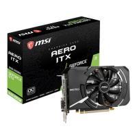 Comparer les prix du MSI GeForce GTX 1660 Super AERO ITX OC