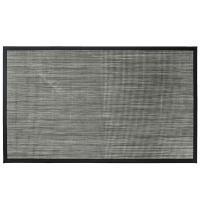 Comparateur de prix douceur d'intérieur tapis rectangle 45x75 cm pvc tonio noir