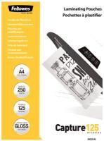 Comparateur de prix Feuille de plastification Fellowes 5314903 DIN A4 125 micron brillant 250 pc(s)