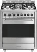 piano de cuisson SMEG B71GMXI9 Classica en solde