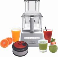 comparateur de prix Robot multifonction Magimix 4200XL BLANC + coffret Jus et smoothies