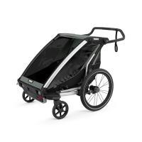 Comparateur de prix Thule, Chariot Lite 2 Remorque Poussette Agave Unisexe Adulte