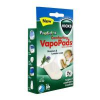 comparateur de prix Vicks Vapopads Tablettes de Recharge Romarin et Lavande x 7