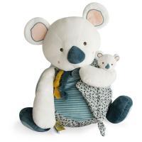 Comparateur de prix Peluche range pyjama Yoca le koala Doudou et Compagnie