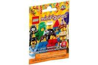 Comparer les prix du Lego Minifigures - Série 18 : Thème Fête - 71021