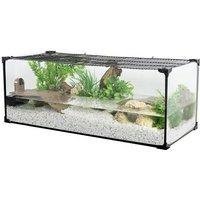 Comparateur de prix Zolux Aquarium Tortue-AQUATERRARIUM pour Tortue d'eau 80 CM