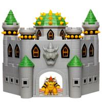 World Of Nintendo Super Mario Playset Deluxe Bowser Castle