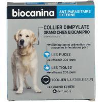 Biocanina Biocanipro collier insecticide grand chien x1