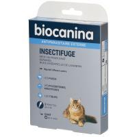 comparateur de prix BIOCANINA Insectifuge Spot-on Chat 2 Pipettes de 2 ML