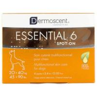 comparateur de prix Pipettes Essential 6 spot-on Dermoscent A4GAB04