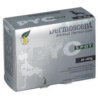 comparateur de prix Dermoscent Pyospot chien 20-40Kg 4 pipettes