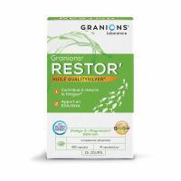 Comparateur de prix Granions Restor 60 capsules