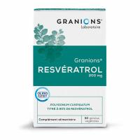 Ea Pharma Granions Resvératrol 200 Mg (30 Gélules)