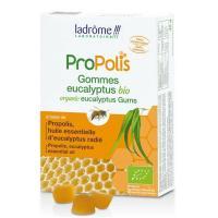 Comparateur de prix LADRÔME - Gommes Bio à la Propolis et l'Eucalyptus 45g