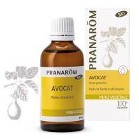 Comparateur de prix Pranarôm Huile végétale Bio Avocat 50ml